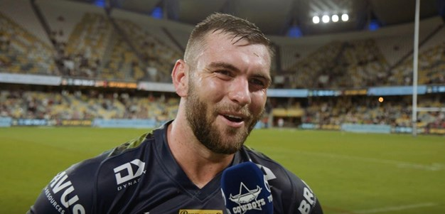 Feldt: It was great to see the fight in the boys