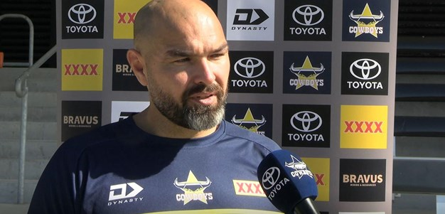 Payten on Taumalolo, McLean & returning to the Central Coast
