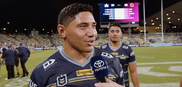 Taumalolo: No better feeling than a home Derby win