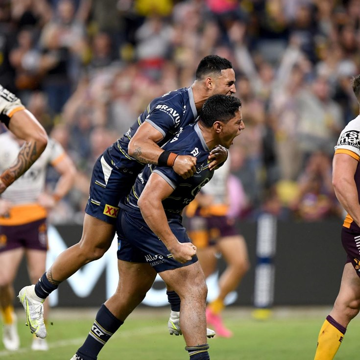 Oh What a Feeling: Cowboys' late fightback