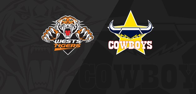 Press Conference: Wests Tigers v Cowboys - Round 5, 2021