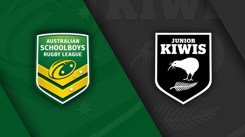 Australian Schoolboys v Junior Kiwis