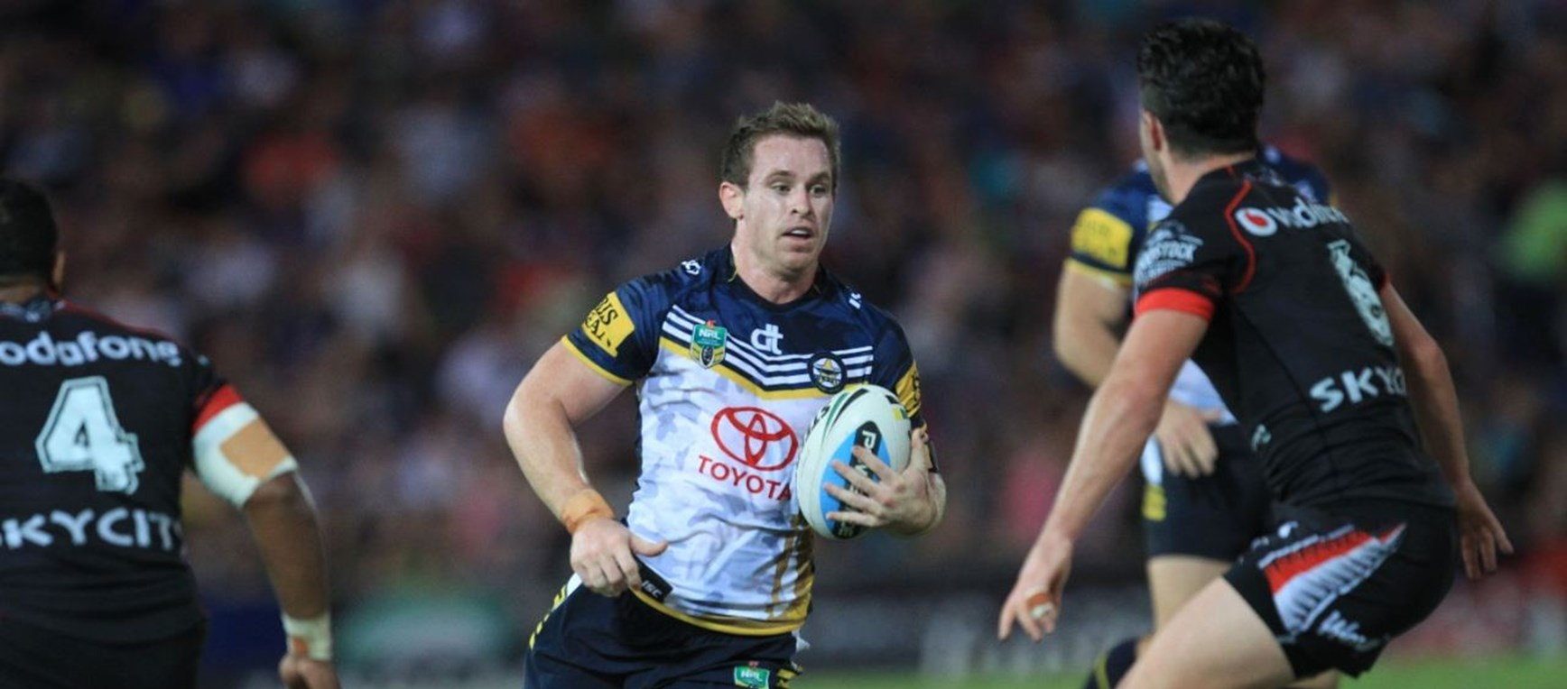 Gallery | Cowboys v Warriors