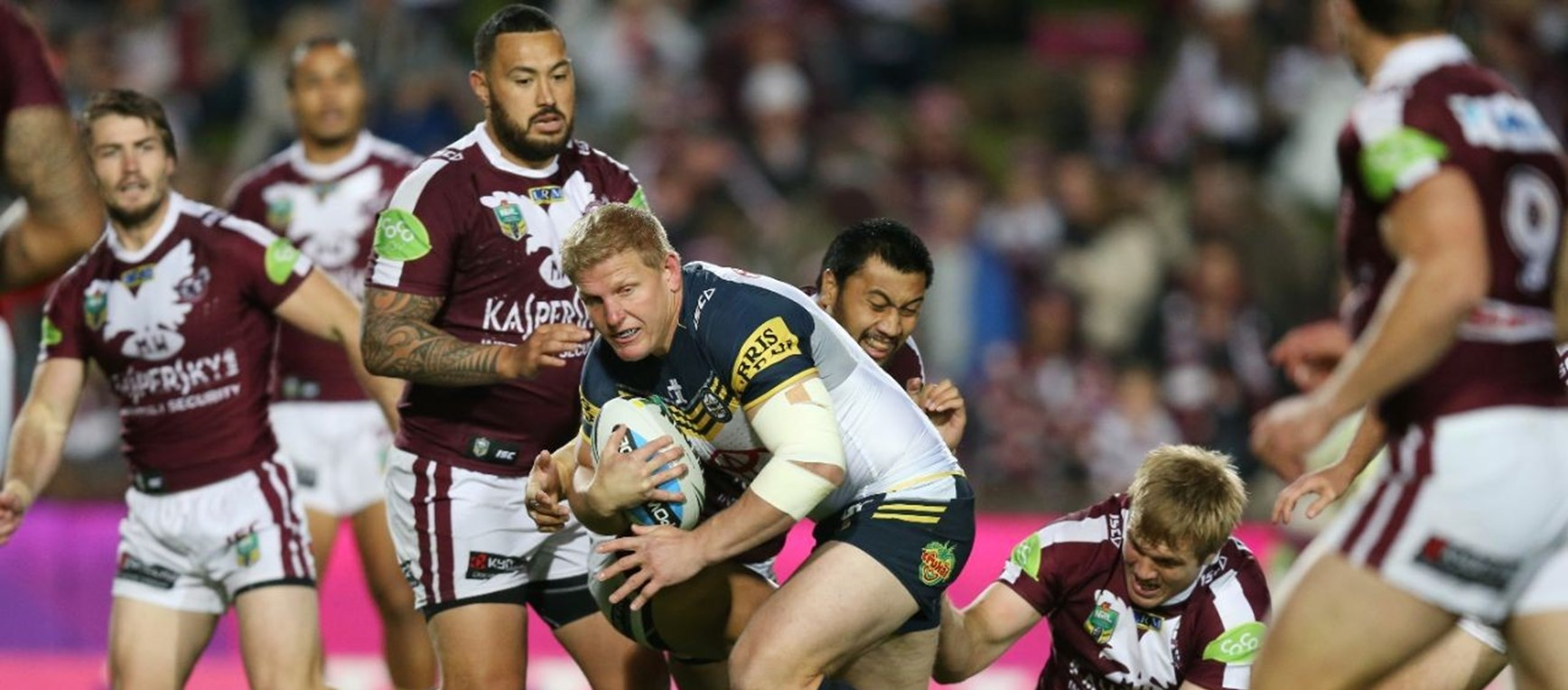Match gallery | Rd 19 v Sea Eagles