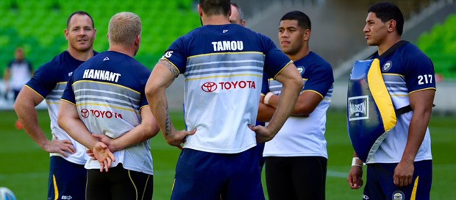 Training Gallery | #NRLFinals Week 3