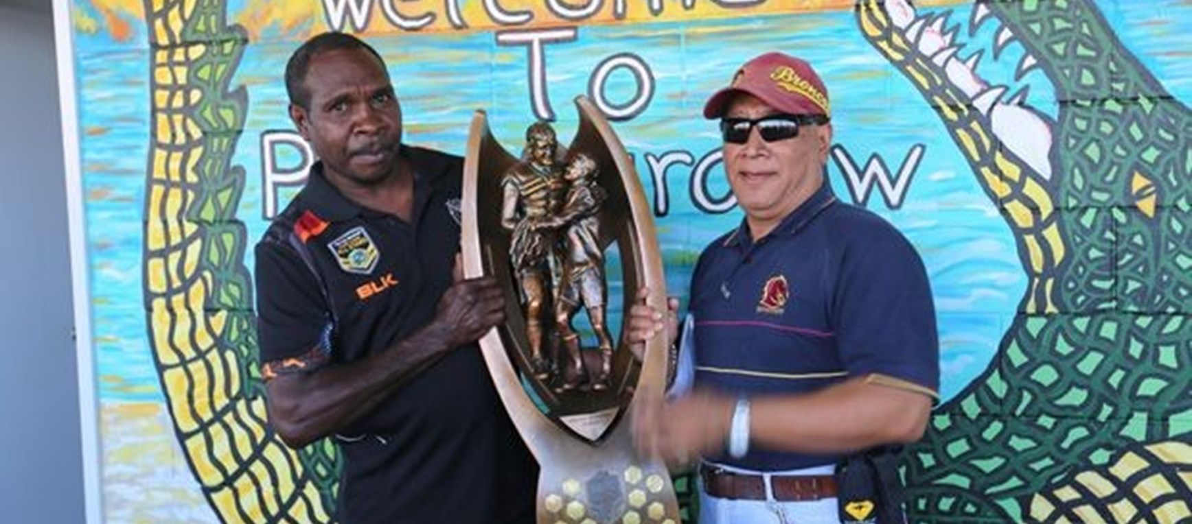 Trophy Tour | Pormpuraaw
