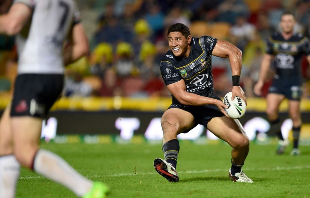 Jason Taumalolo | Photo: Scott Davis © NRLPhotos.com