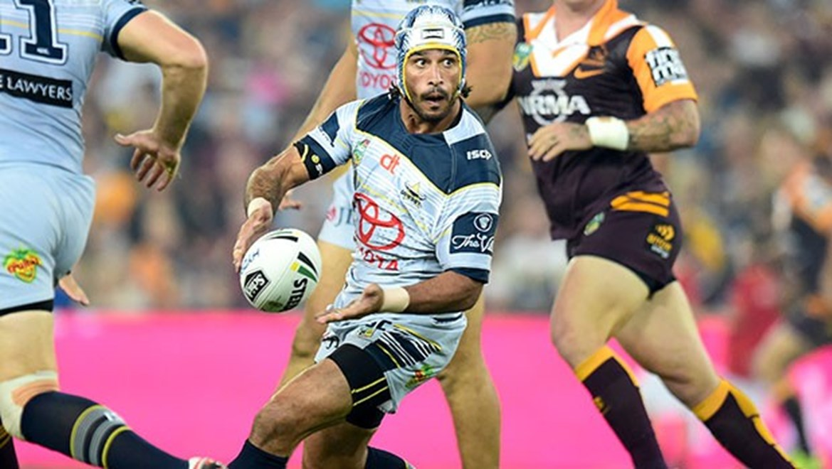 Johnathan Thurston | Photo: Scott Davis © NRL Photos
