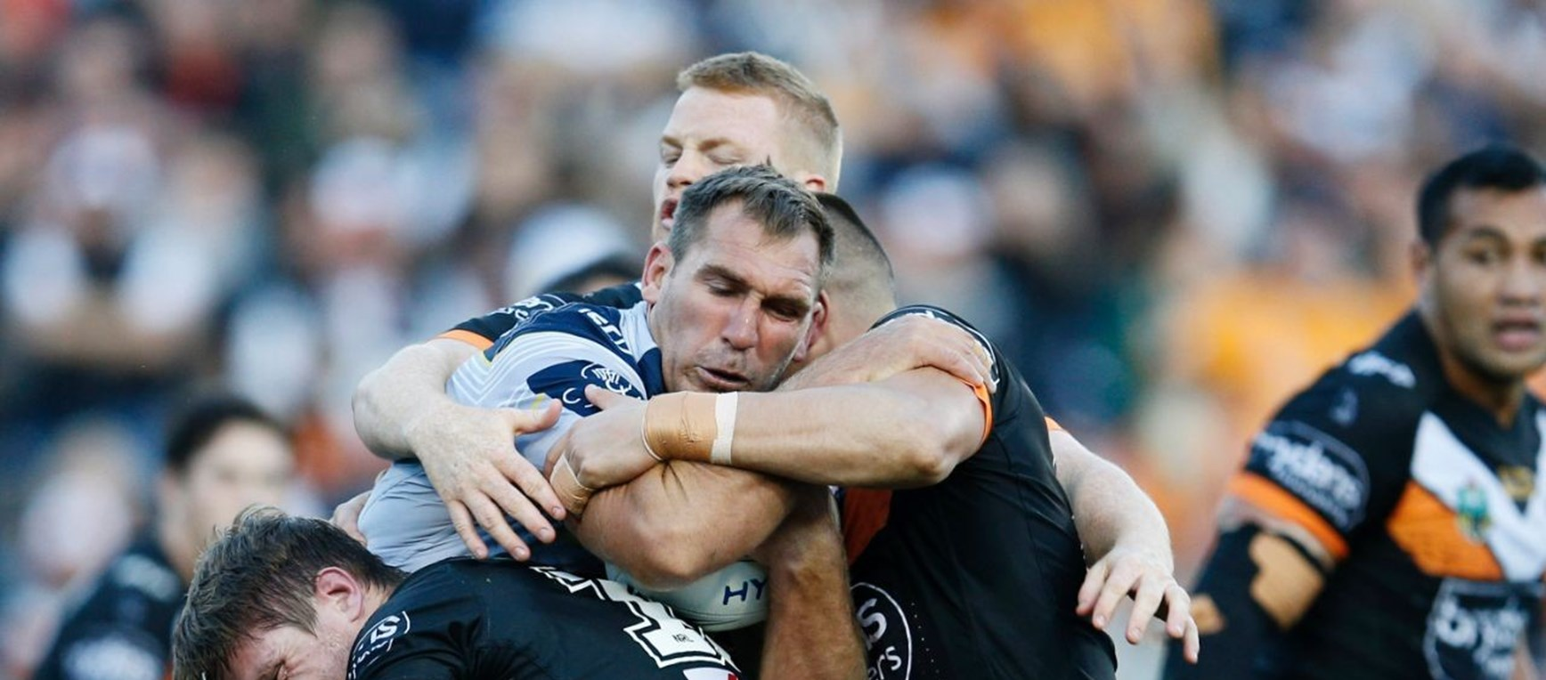 Match gallery | Cowboys v Tigers