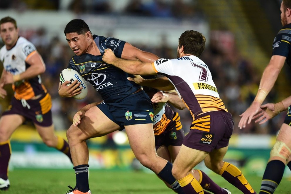 Jason Taumalolo | Photo: Scott Davis © NRL Photos
