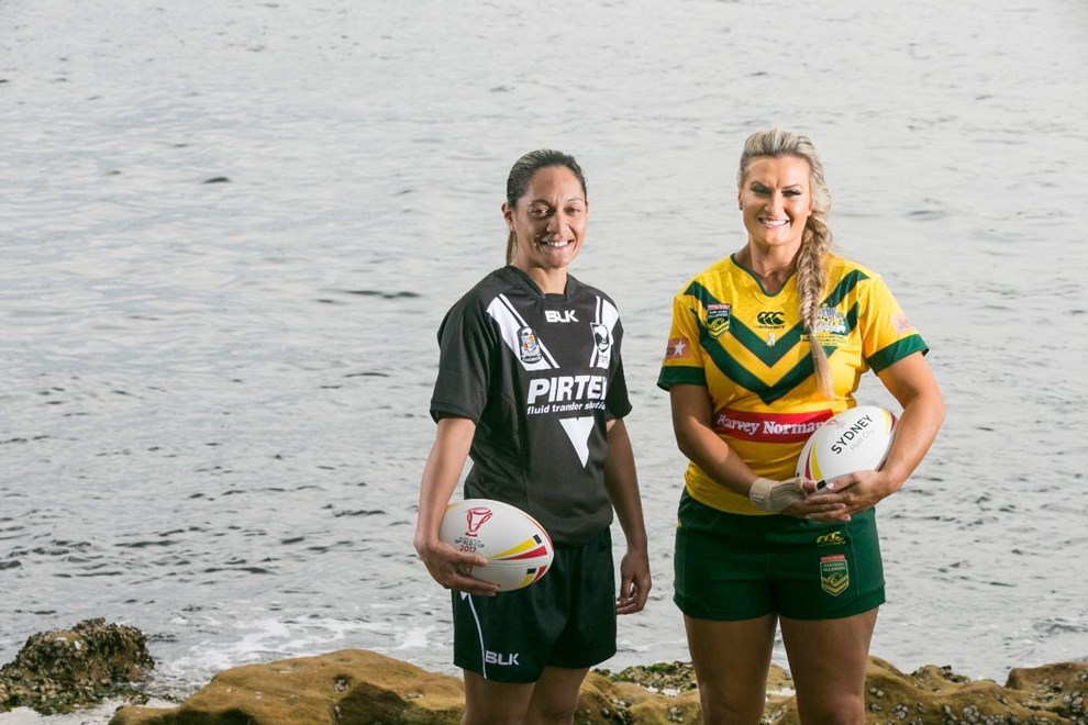Photo: Narelle Spangher, RLWC2017