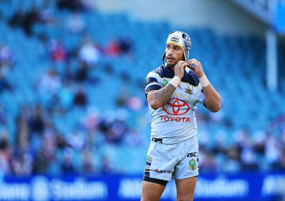 Johnathan Thurston | Photo: Robb Cox © NRL Photos