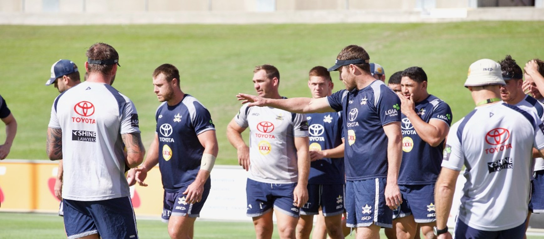 Training gallery | Titans