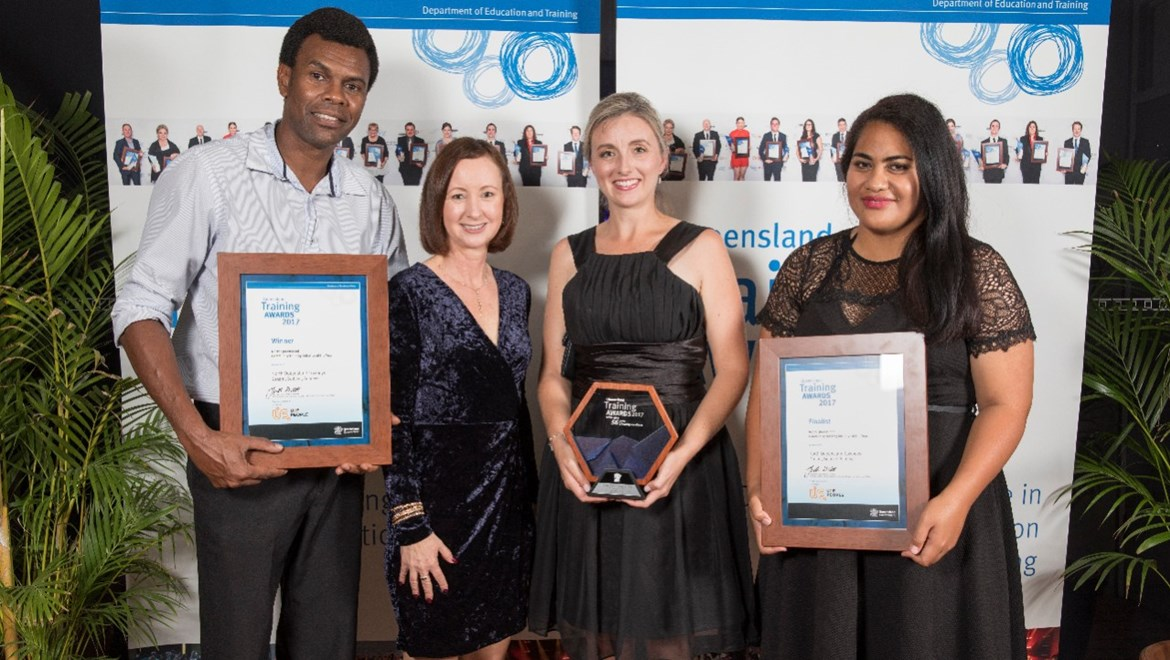 Queensland Training Awards 2017, North Queensland Regional Final | ©Budd Photography