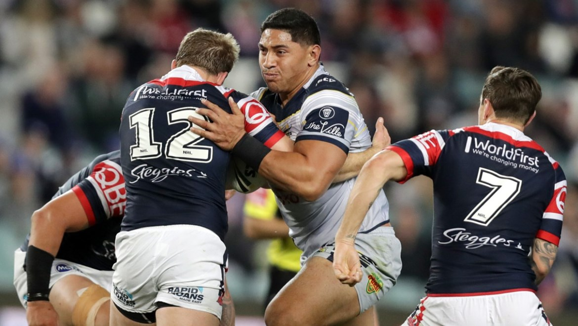 Jason Taumalolo | NRL Photos