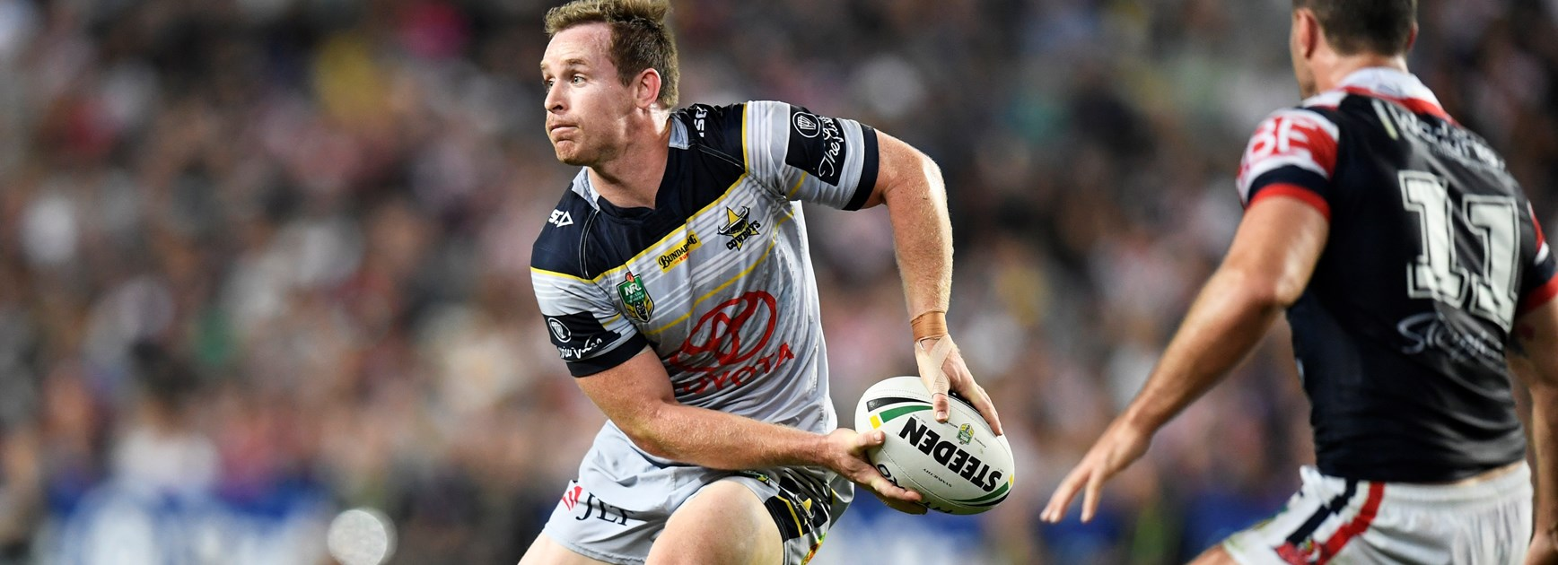 Morgan inks five-year Cowboys deal