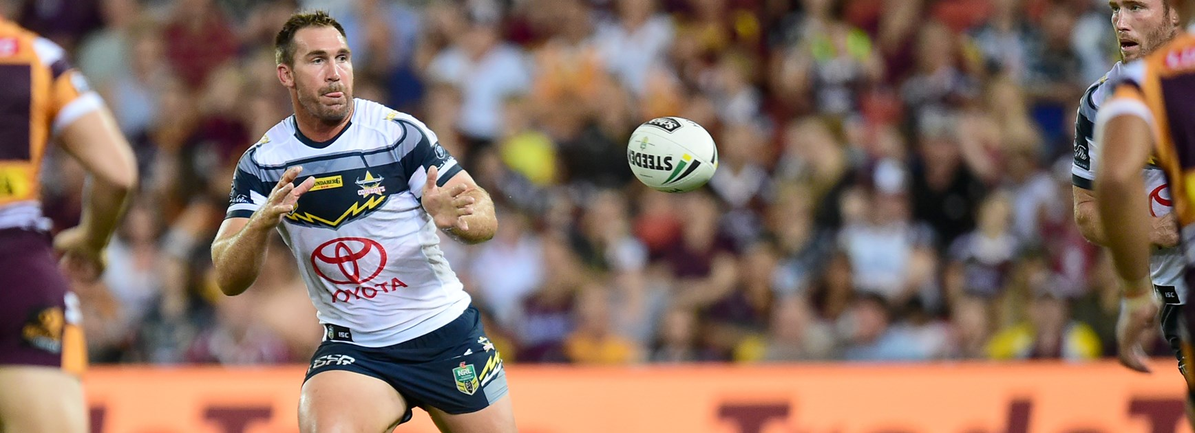 Cowboys named for Auckland clash