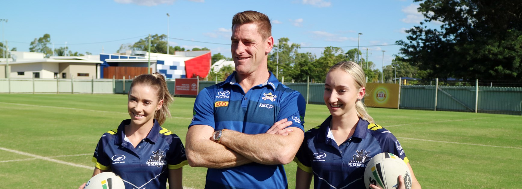 Cowboys confirmed for NRL Touch Premiership