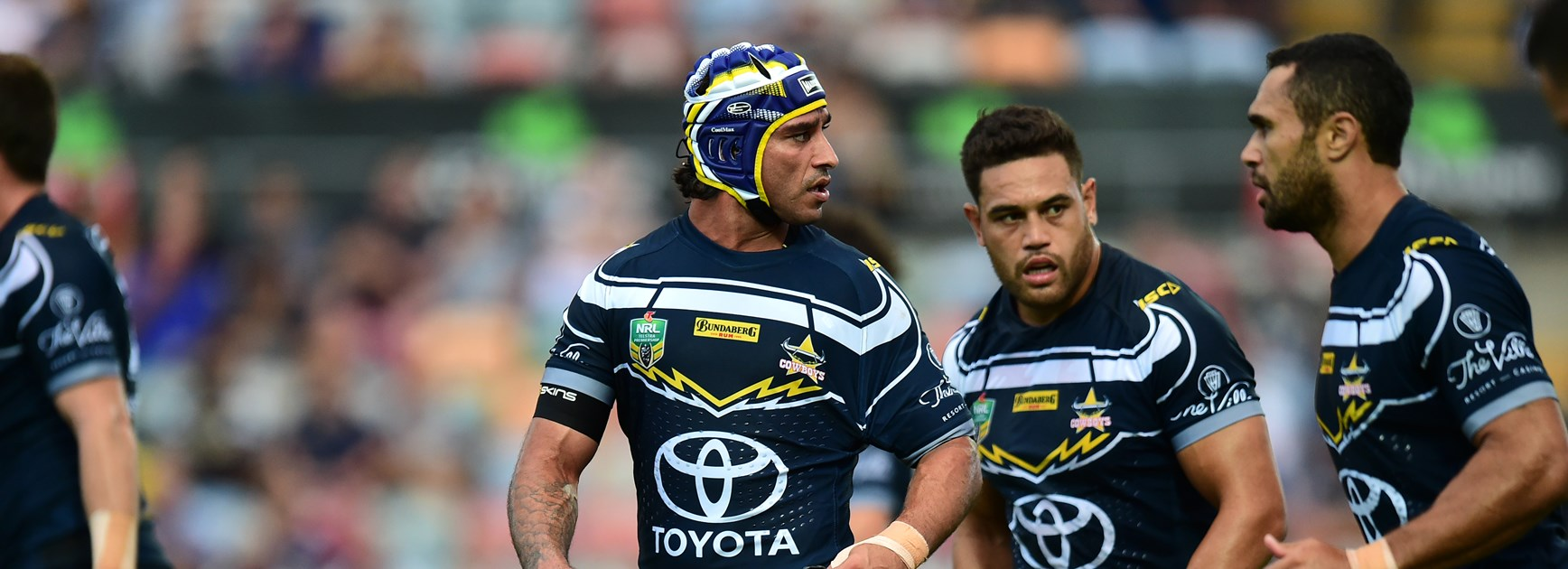 Thurston insists Cowboys will make NRL finals