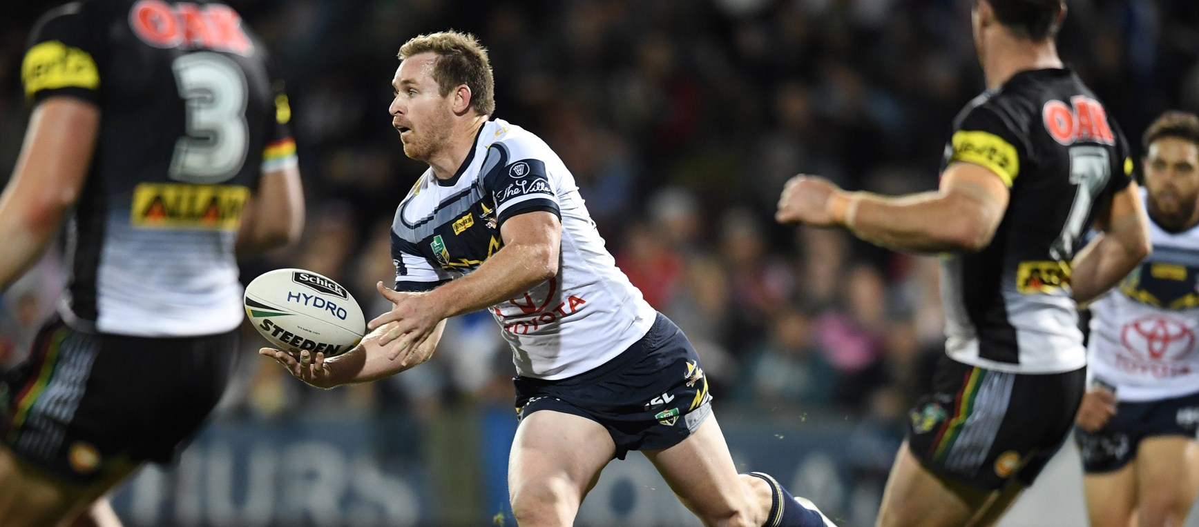 Holding back a Panthers fightback