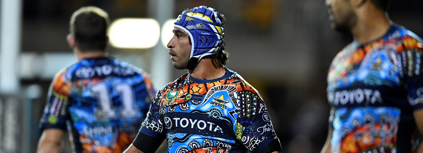 'We didn't even complete at 50 per cent': Thurston